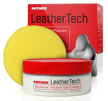 mothers leathertech cream Mothers LeatherTech   Product Review