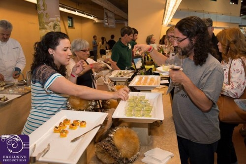 oakland wine event food 500x333 Urban Wine Experience Puts Oakland on the Wine Map