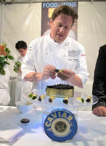 Chef Peter Armellino