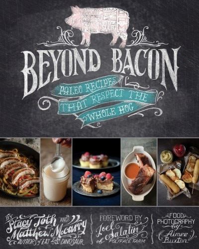 beyond bacon 400x500 Beyond Bacon – Cookbook Review