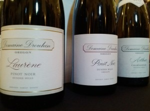 The wines of Domaine Drouhin
