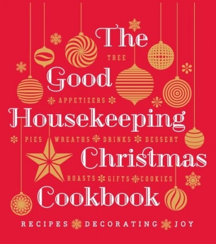good housekeeping christmas cookbook 443x500 The Good Housekeeping Christmas Cookbook – Review