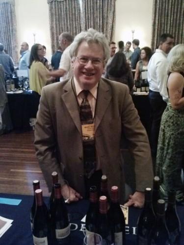 Michael Adelsheim, Director of Sales for Adelsheim Vineyard