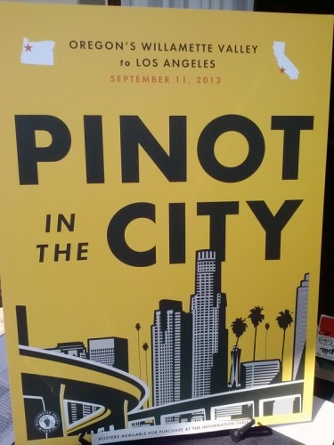 pinot in the city 375x500 Oregon Pinot in the City of Angels
