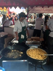 Mumbai-style street food in New York