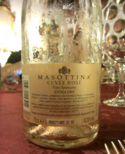 Masottina Cuvée Rosé