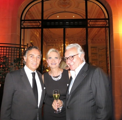 alain ducasse francois delahaye 500x492 When the Hôtel Plaza Athénée Closes Its Doors
