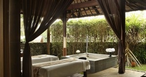 Spa treatments at Alila Ubud in Bali