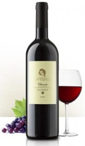 davinci chianti riserva 175x300 Da Vinci 2007 Chianti Riserva DOCG   Wine of the Week Review
