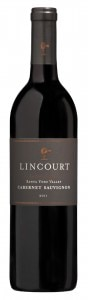 lincourt cabernet sauvignon 88x300 Lincourt 2011 La Cuesta Vineyard Cabernet Sauvignon   Wine of the Week Review