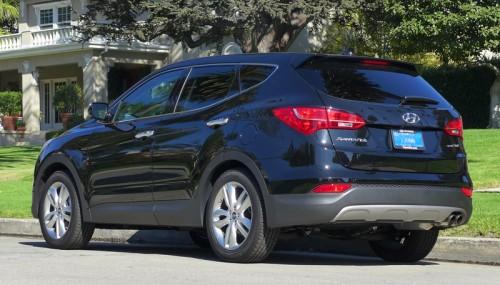 Hyundai Santa Fe Sport FWD 2.0T