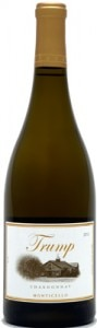 trump chardonnay 89x300 Trump Winery 2012 Chardonnay   Wine of the Week Review