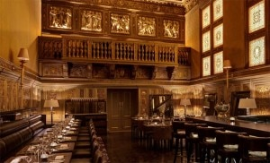 Villard Michel Richard dining room