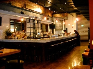 bar The Chesapeake Restaurant Reopens in Baltimore