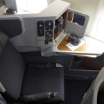 business class seat 150x150 Luxurious Perks in Business Class on American Airlines New Boeing 777 300ER   Travel News