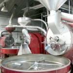 Coffee-roasting equipment at Mr. Espresso's Oakland warehouse. Photo courtesy of Kristan Lawson.