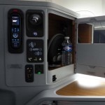 control panel 150x150 Luxurious Perks in Business Class on American Airlines New Boeing 777 300ER   Travel News