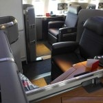 first class seat 150x150 Luxurious Perks in Business Class on American Airlines New Boeing 777 300ER   Travel News