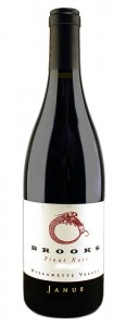 janus pinot noir 116x300 Brooks 2011 Janus Pinot Noir   Wine of the Week Review