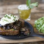 malarkey mushroom burrata toast 150x150 Eating with Chef Brian Malarkey