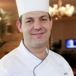 Executive Chef Nenad Stefanovic - photograph by Connie Perez