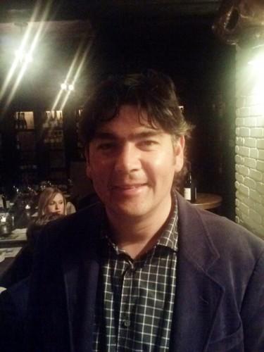 Mira winemaker Gustavo Gonzalez