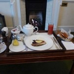 breakfast fireplace 150x150 Draycott Hotel, London   Hotel Review