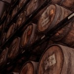 Herradura's tequila is aged in barrels