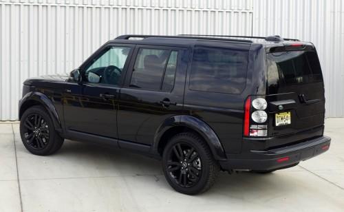 Land Rover LR4 SCV6
