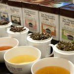 A selection of teas from Dilmah's Teamaker's Private Reserve