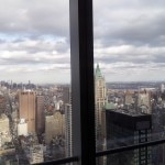 The view from 4 World Trade Center