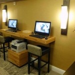 business center 150x150 Nobu Hotel Caesars Palace, Las Vegas   Hotel Review
