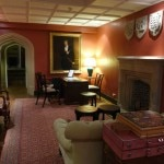 The game room at Ellenborough Park