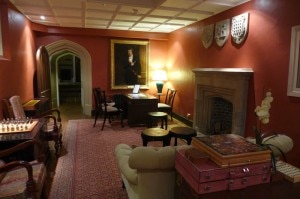 game room 300x199 The game room at Ellenborough Park