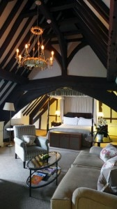 The Istabraq Suite at Ellenborough Park