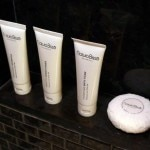 Natura Bisse bath amenities at Nobu Hotel Caesars Palace in Las Vegas