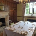 Private dining room at Ellenborough Park