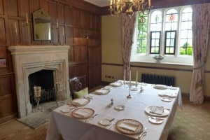 private dining room 300x200 Private dining room at Ellenborough Park