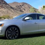 The Volvo S60 with Drive-E technology