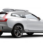 The Volvo Concept XC Coupé
