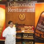 Delmonico's booth
