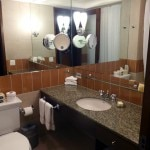 guest bathroom 150x150 Hotel Giraffe, New York City   Review