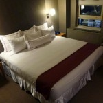 king bed 150x150 Hotel Giraffe, New York City   Review