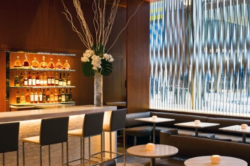 The Bar of the Lounge at Le Bernardin