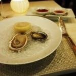 oysters 150x150 The Lounge at Le Bernardin