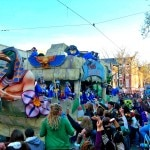 Thoth parade float