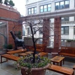 rooftop garden 150x150 Hotel Giraffe, New York City   Review