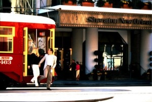 The Sheraton New Orleans Hotel