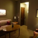 suite sitting area 150x150 Hotel Giraffe, New York City   Review