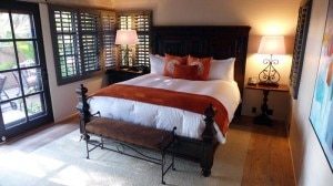 The Valencia Suite at Rancho Valencia in Rancho Santa Fe, California